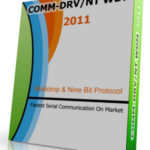 COMM-DRV/NT WDM - Serial communication high speed Kernel Driver/DLL/Library for Windows
