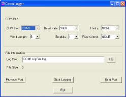Comm-Logger