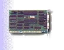HDWP2232550B 2 Port RS232 ISA Card