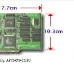 HdwP4422550iIso 4 Port RS422 Photo Isolator PCI Card
