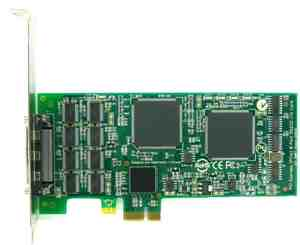 HDWP8232950E LF734KB PCI Express 8 Port Multiport Serial Card