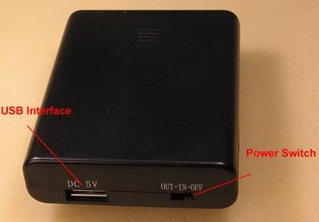 HDWUSBBAT4AA - USB Battery Pack