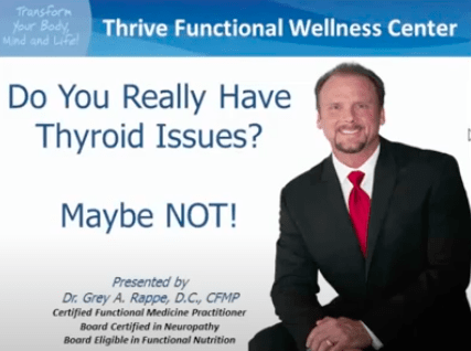 Do You Have Thyroid Issues