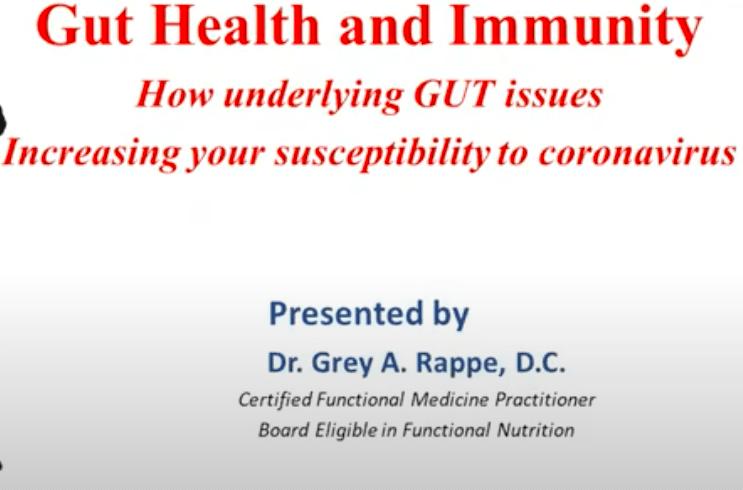 Gut Health & Immunity