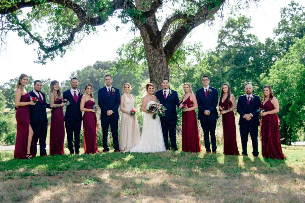 sacramento day of wedding coordinator