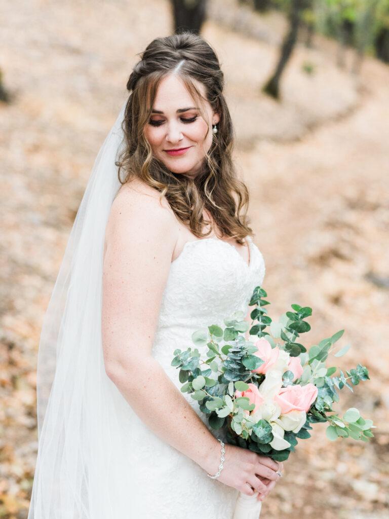 northern california outdoor wedding day of coordinator