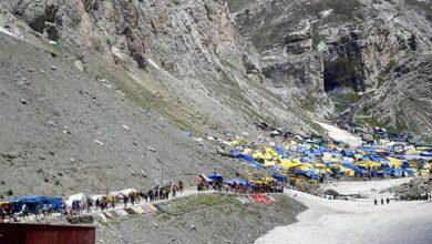 Photo of जुलाई के आखिरी हफ्ते से शुरू हो सकती है अमरनाथ यात्रा, रोजाना सिर्फ 500 यात्रियों को पवित्र गुफा में जाने की अनुमति