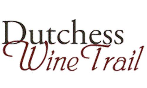 logo for dutchess wine trail