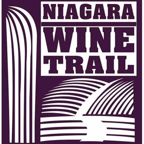 logo for niagara wine trail USA