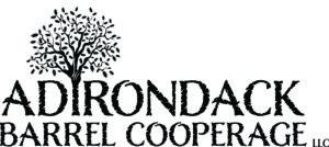 text logo for Adirondack Barrel Cooperage