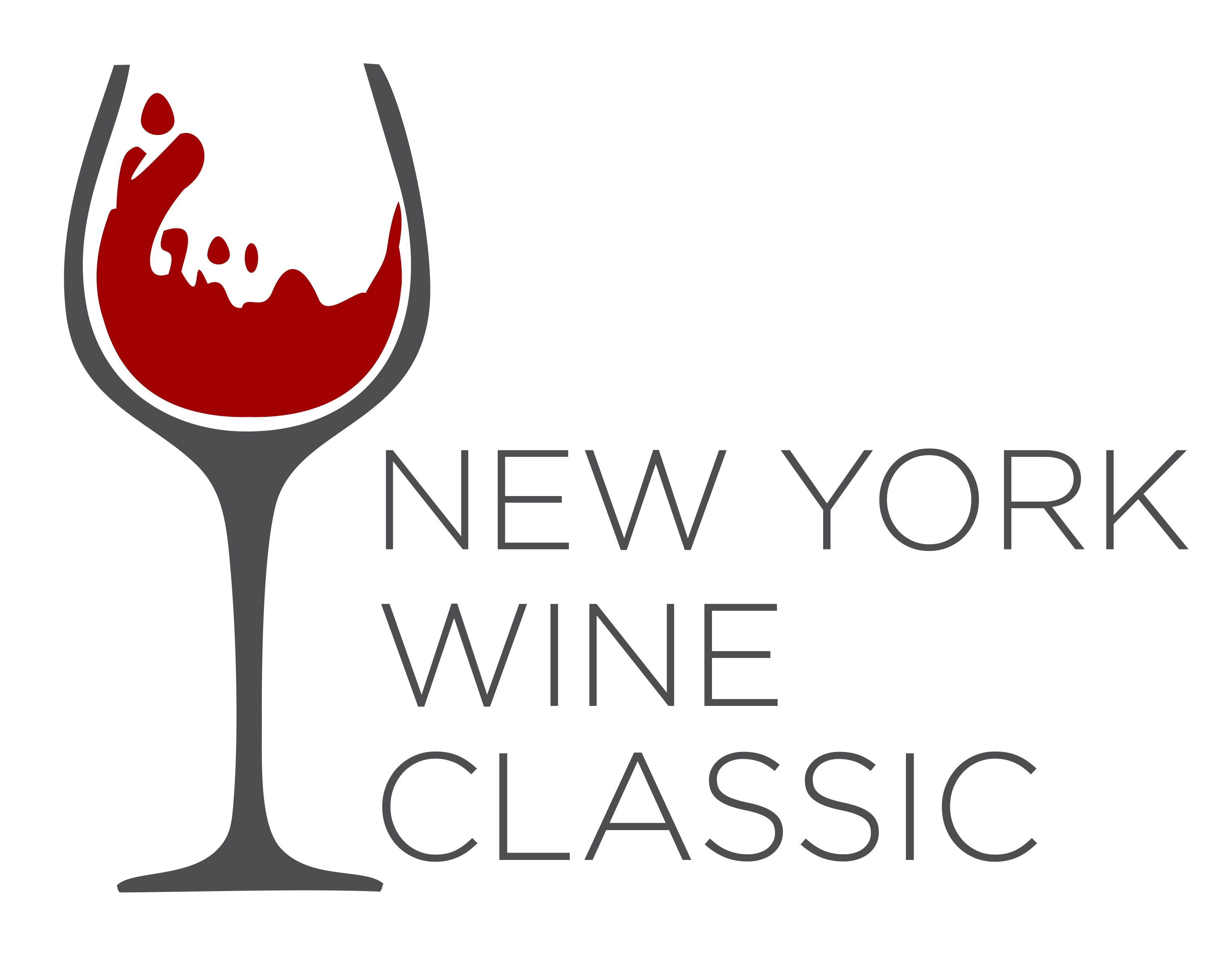 logo for New York Wine Classic