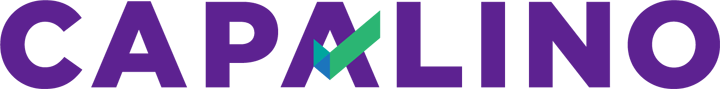 capalino text logo