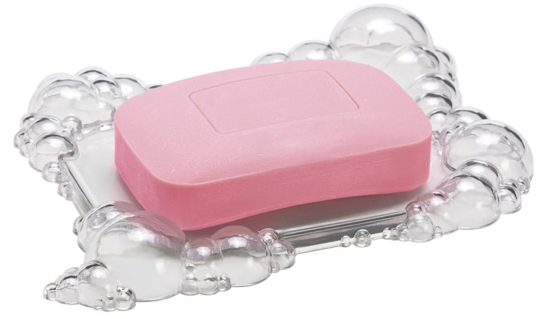 Soap dish…