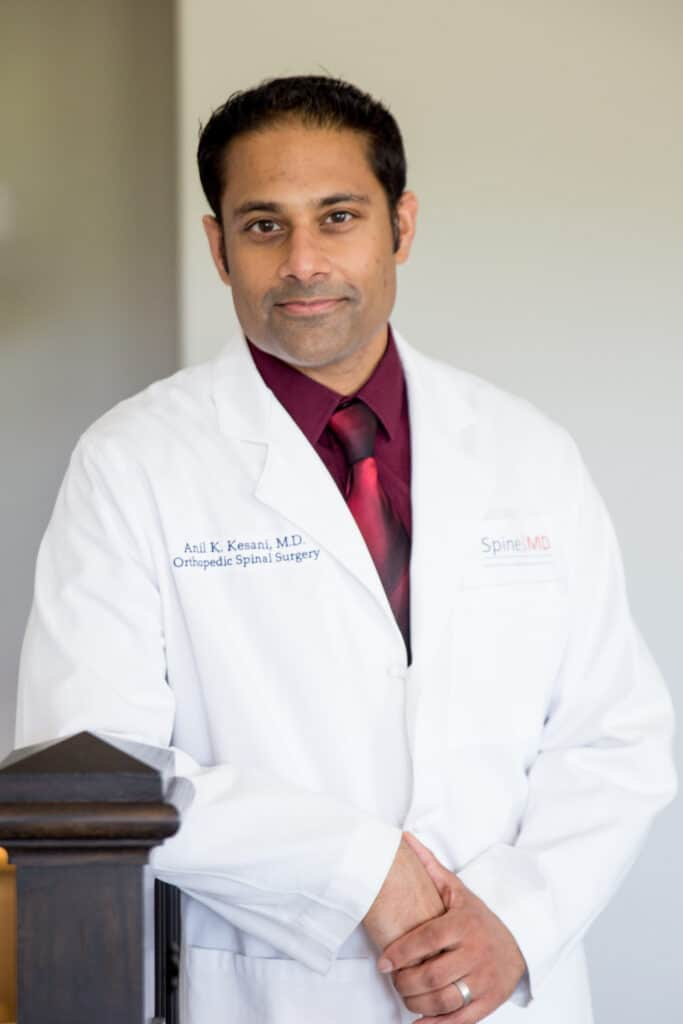 Anil Kesani, M.D. Spine Surgeon