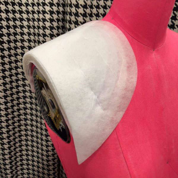 Designer Joi Shoulder Pad Pattern