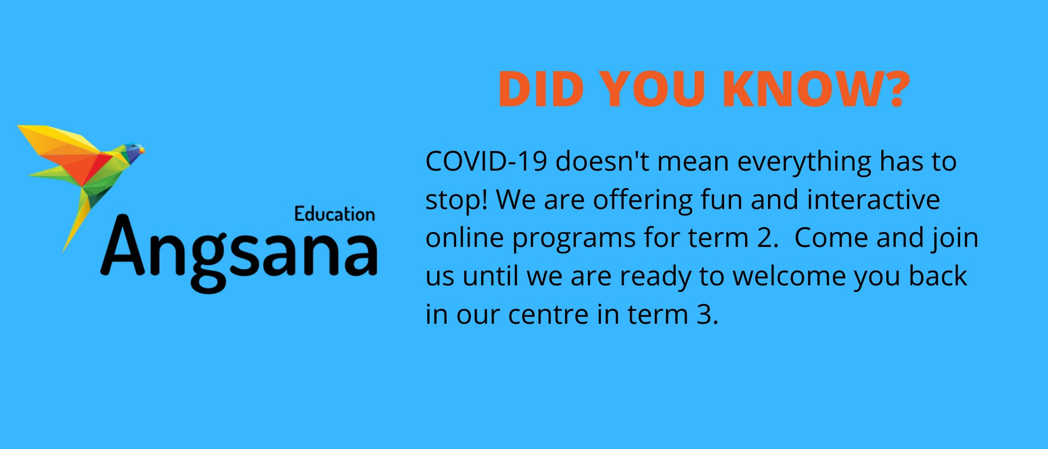 Did You Know Covid-19