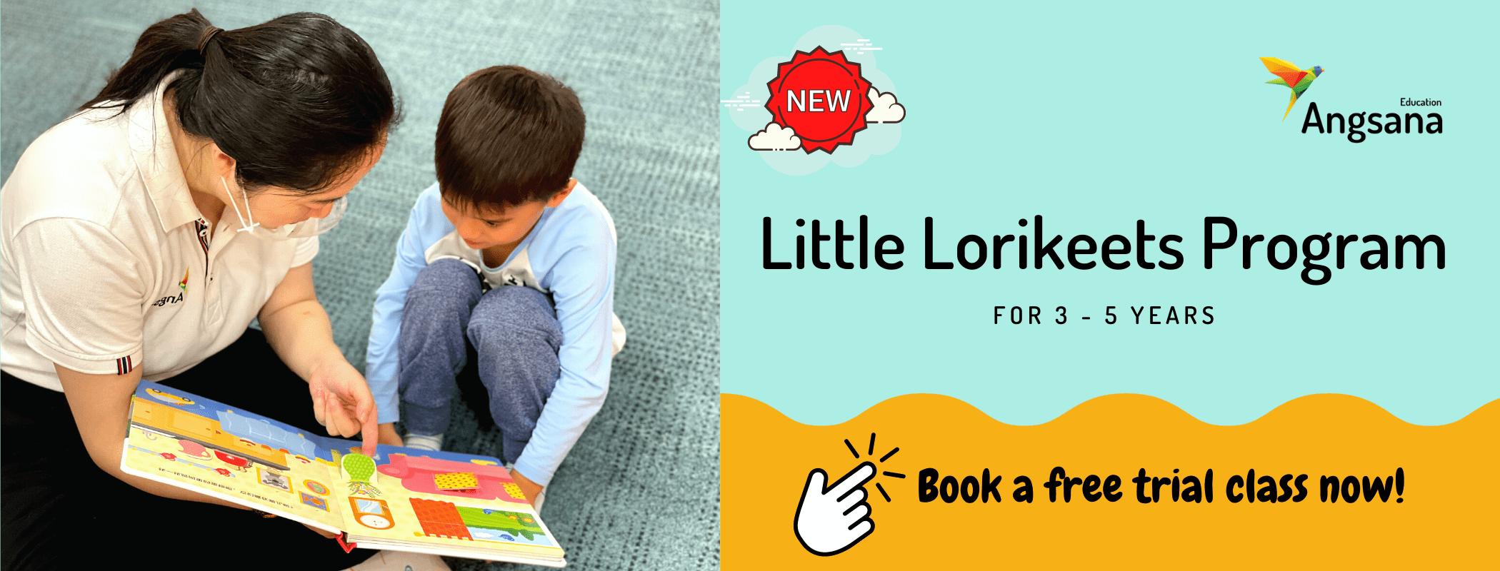 Little lorikeets (2)