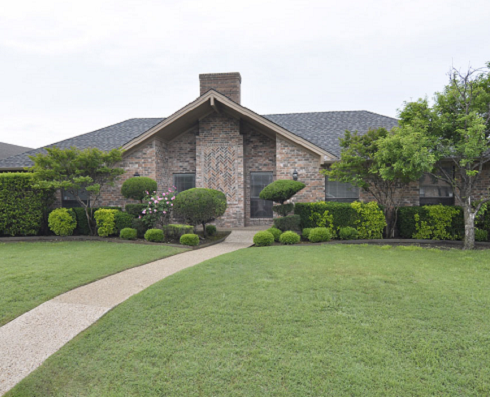 residential care homes dallas