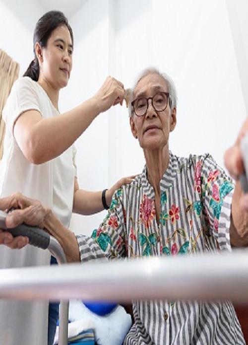 assisting elders