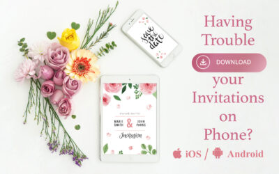 How to Download Digital Invite