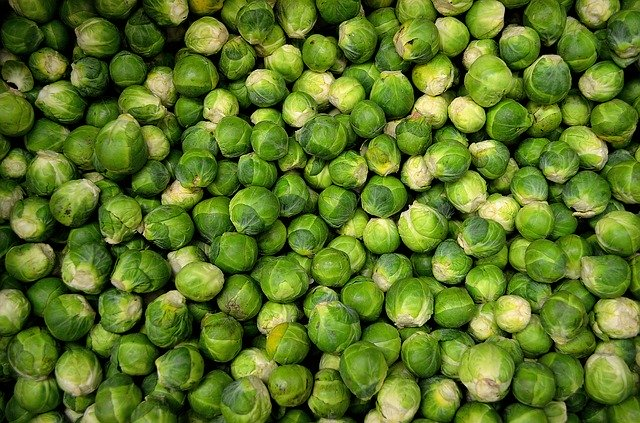 Brussel Sprouts, Seasonal