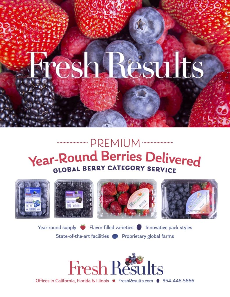 Fresh Results global berry category service