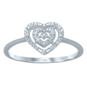 10K 0.04CT D-RING LDS RDS