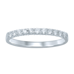 14K 0.23-0.27CT D-BAND RING LDS RDS MACHINE BAND
