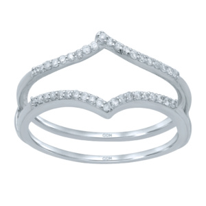 10K 0.14-0.16CT D-RING GUARD RDS LDS