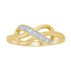 10K 0.09-0.10CT D-RING LDS RDS