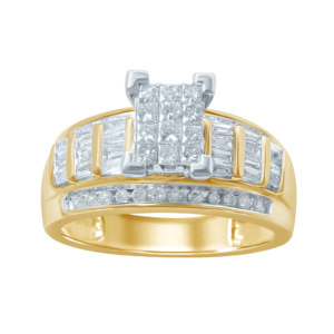 10K  0.98-0.99 CT D-RING LDS PCT/BAG/RDS