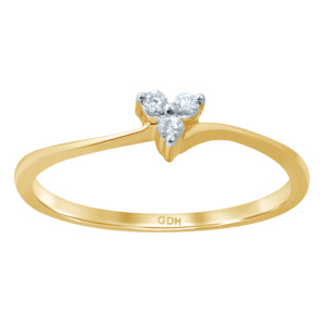 10K 0.06CT D-RING LDS RDS