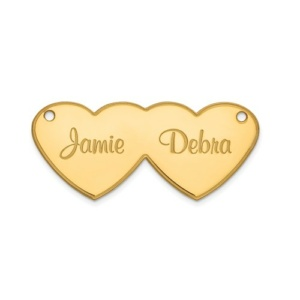 10k Double Heart Name Plate - Flyer Pg. 5