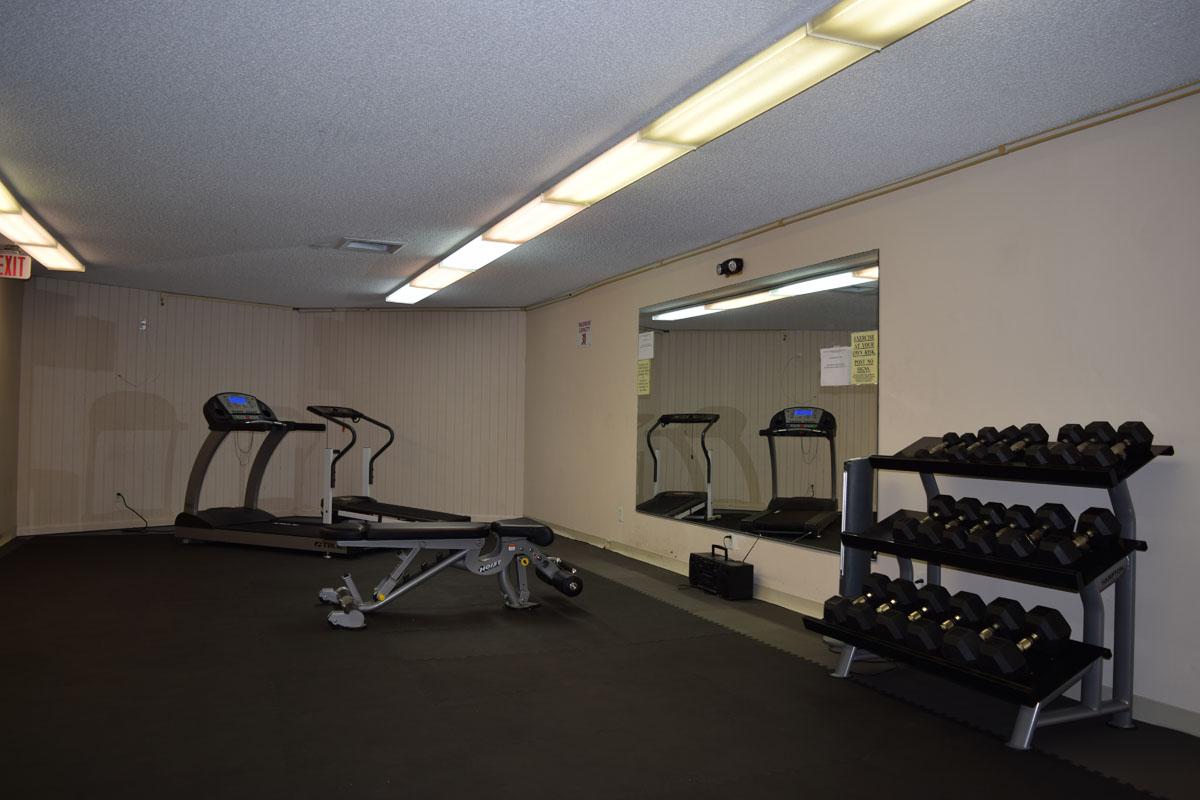 Royal Park Men's Gym