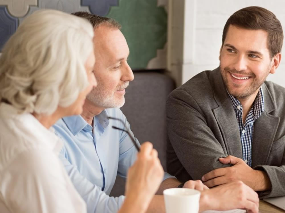 Older parents consider it important to discuss family finances with adult children
