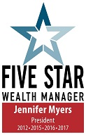 Five Star Wealth Manager Award 2017 for awards page