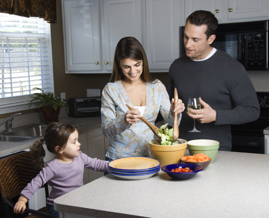 National Family Wellness Month