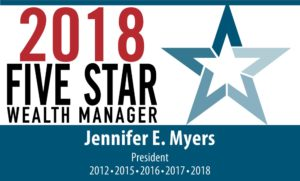 Jennifer Myers Is A DC Top Wealth Manager For 2018