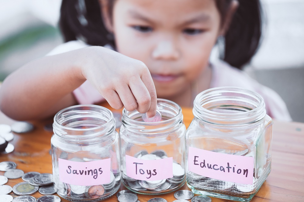 Saving And Spending Milestones For Kids By Age