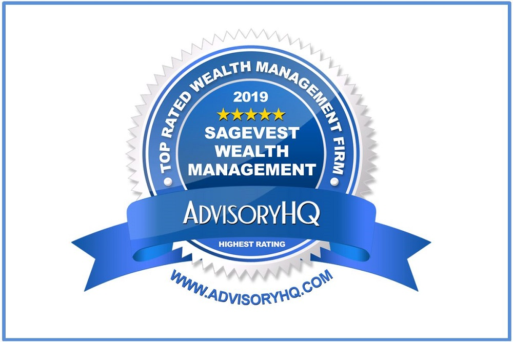 Best Financial Advisor Award – SageVest Wealth Management