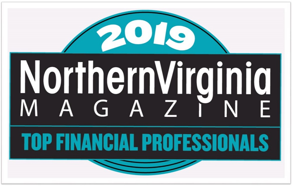 NoVA Top Financial Professional Award (2019)