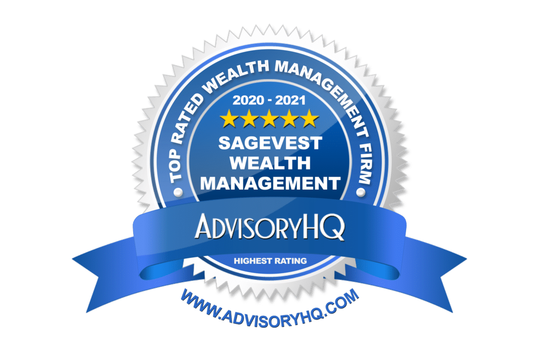 Advisory HQ Best Wealth Management Firm 2020-21