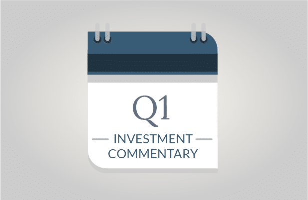 SageVest Wealth Management Q1 Investment Commentary graphic