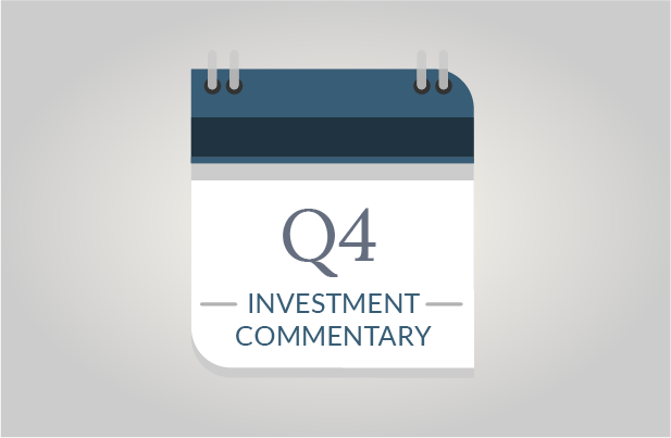 SageVest Wealth Management Q4 Investment Commentary graphic