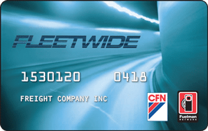 Marc Nelson Oil in conjunction with the CFN Fleetwide Card