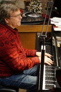 Messiah Lutheran, church, liturgy, music, organist, pianist, friendly