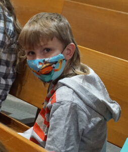 Child, Sunday School, Messiah Burlington, Lutheran church, Burlington IA,