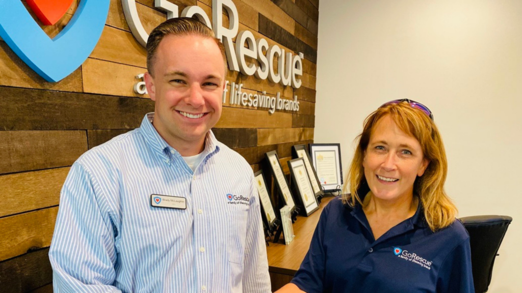 Former US Army Captain selected as GoRescue's Executive Aide to the CEO