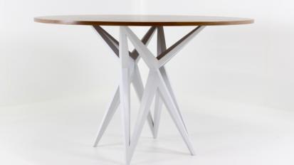 Angled Table