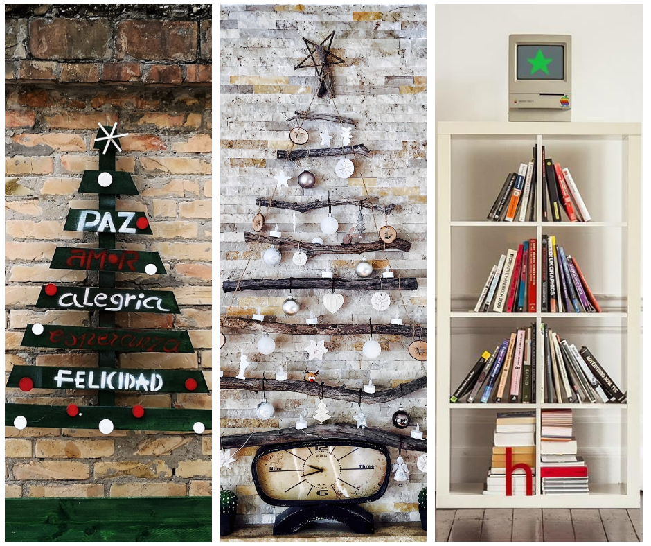 Quirky Christmas Trees